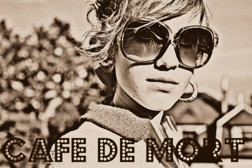 cover image for Cafe de Mort