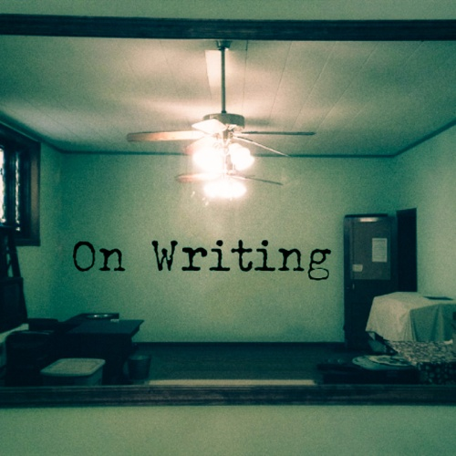 On Writing image