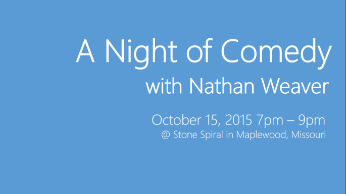 a night of comedy image